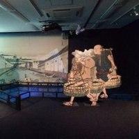 スーパー浮世絵「江戸の秘密展」@茅場町