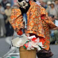 日本橋・京橋祭り 2016、 パレード、 石見神楽