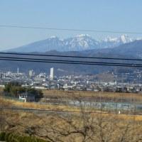 富士山への旅 2・・・・中央道から