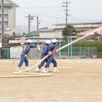 平成29年日田市消防団出初式🔥