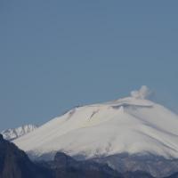 浅間山を撮ってみました!