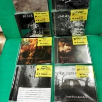 BLACK METAL CD新入荷