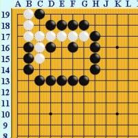 囲碁死活1175官子譜
