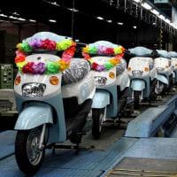 台湾の三陽工業、中国とベトナムで電動バイク生産を開始。