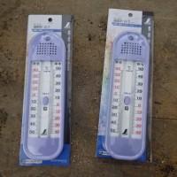 最低最高温度計