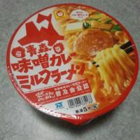 青森のカップ麺 (*^_^*)