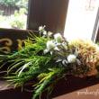 紫陽花の剪定・収穫・・本物とアーティフィシャルフラワーと・・