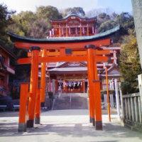 草戸稲荷神社(広島県福山市草戸町)に初詣お参りに行ってきました。~広島じゃけん(23)