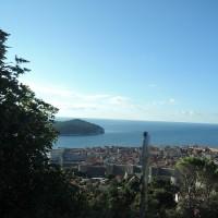 晴れた日にはドゥブロブニクを海から眺めよう