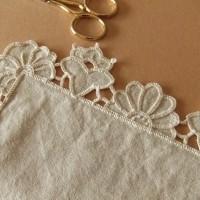 刺繍 カットワーク5