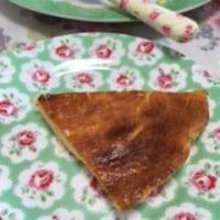 初♪ベイクドチーズケーキ