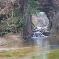 ぶらり千葉の旅 幻想的な濃溝の滝