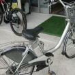 電動自転車が変・・・(?_?)