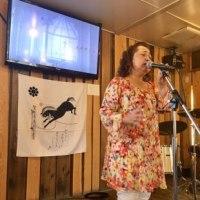 エルサレムが福島県相馬市にある  復興支援のレストランでコンサートを行いました