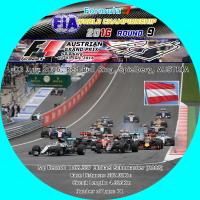2016F1オーストリアランプリラベル。