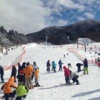 これぞスキー場!