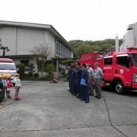 働く消防の絵 写生会 1・2・3年