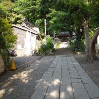 五所神社、国宝の確認のため再訪