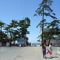 岡山・渋川海水浴場
