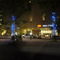ANAホテル前