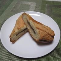 サクサク栗餡パン