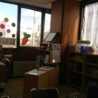 図書館2階のにんじんサロン