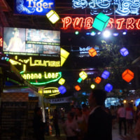 カンボジア・アンコールワット と タイ・バンコク旅行 その1