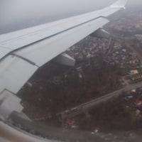 2017年バルト3国・ロシア旅行第1日目・ヴィリュニスまで