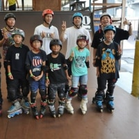 INLINESKATE LESSON by Takeshi Yasutoko 2017 vol.2開催レポート!