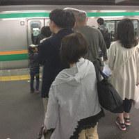 電車の旅はいいもんだ…ん?