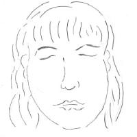 10月25日のチョコット似顔絵