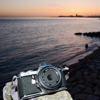 ペンタックスME SMCペンタックス M40mmF2.8