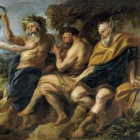 The judgement of Midas