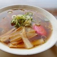 味噌と醤油のラーメン