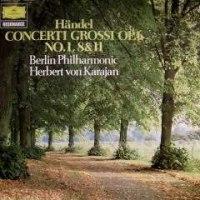 ◇クラシック音楽LP◇カラヤン指揮ベルリン・フィルのヘンデル:合奏協奏曲op.6