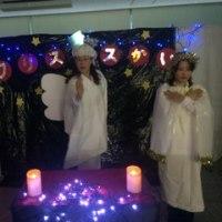 クリスマス会&餅つき大会