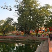 2016ネパール紀行・・・西ネパール・・・釈迦・・・生誕の地・・・ルンビニへ