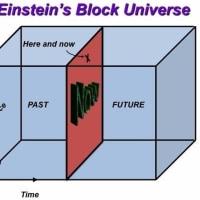 過去と未来の挟間Gap in Past and Future