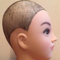伸びてきた髪をバリカンで切ること(2)