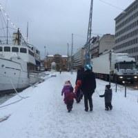 ヘルシンキとFOODEX2015