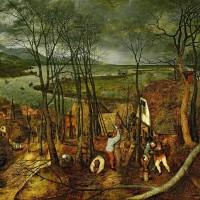 ブリューゲル(11) ‐ 美術史美術館(30)
