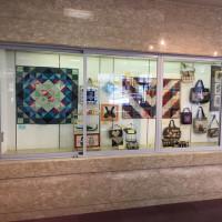 宇治生涯学習センターで作品展示しています。