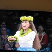 新フラの女王に輝いたケリナ、おめでとう!