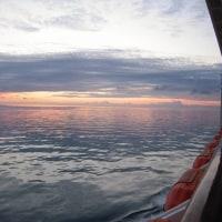 アドリア海の夕景(その2)