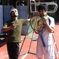 お久しぶり!超タイト「閉店作業」の中、久々にブログを更新!テニス「JTPツアー」でヤングが2連勝!接戦の今シーズンだ!