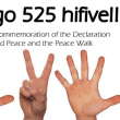 High Five towards Peace | HWPL