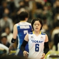 東レアローズ 木村 美里 選手