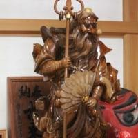 ぶらり旅・古峯神社②拝殿(栃木県鹿沼市)