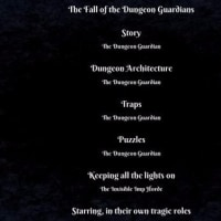PC Game The Fall of the Dungeon Guardians