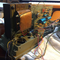 JBL SA600の修理(3)
